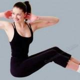 Универсальный способ для тренировки мышц живота