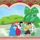 Детская игра «Репа»