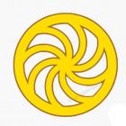 Символ Коло Восьмилучевое