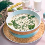 Суп «Хлебные корочки»