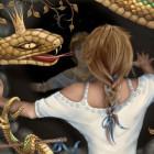 Уж – Змеиный Царь (почему у ели капают слезы)