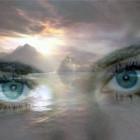 Глаза красавицы