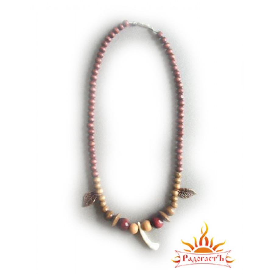 Ожерелье-оберег «Сила шамана»