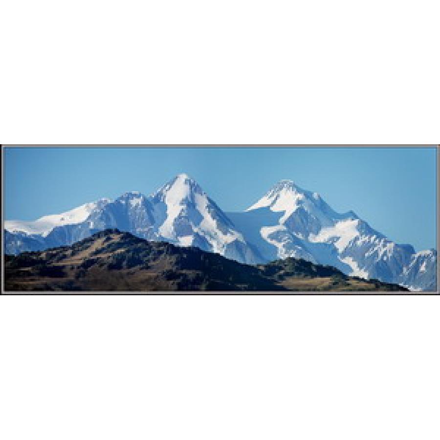 Белуха с Арасанского перевала. Большой Алтай.