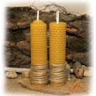 Набор свечей малый