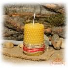 Свеча из вощины «Обережная»