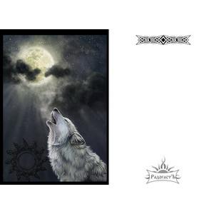 Славянский блокнот «Волк»