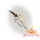 Подвеска «Пламя» (кость)
