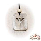 Руна «Мир» (прорезная)