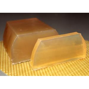 Мыло с мёдом и кедровым маслом нарезное