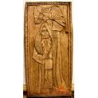 Картина «Человек с филином»