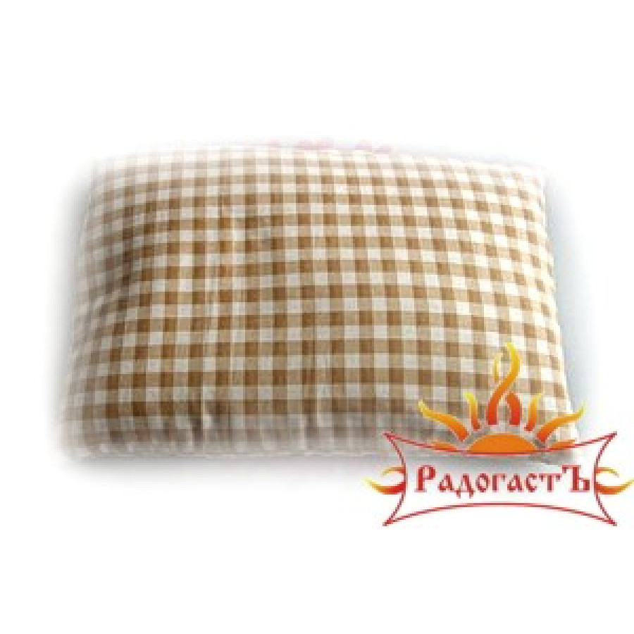 Подушка  с кедровыми опилками большая