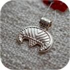 Серебряный кулон «Лунница»