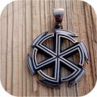 Кулон из серебра «Громовик Перуна»