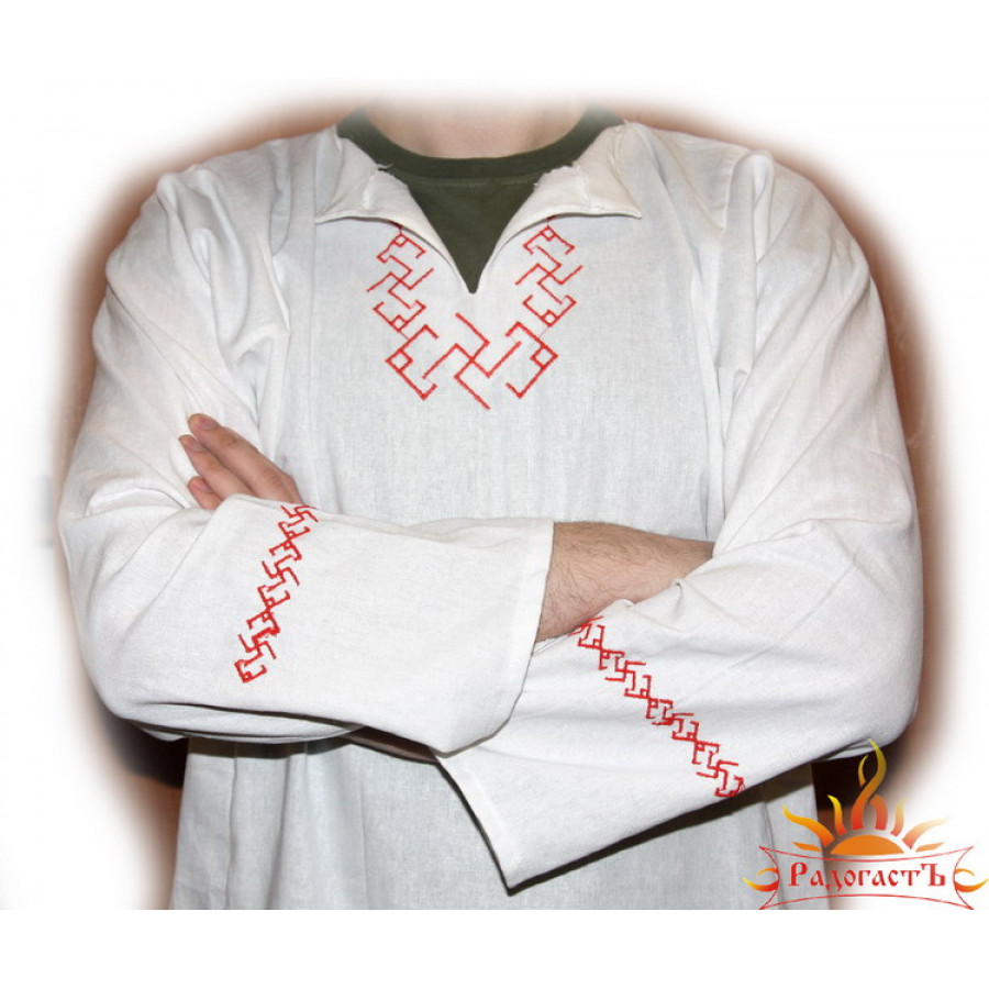 Славянская рубаха «Агни»