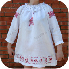 Женская рубаха «Обрядовая» (остаток, размер 46-48)