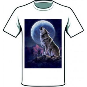 Футболка «Волчий вой»