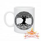 Кружка «Мировое древо»