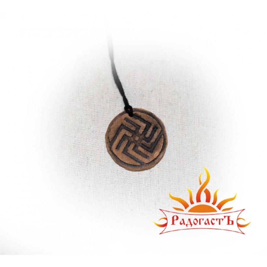 Оберег «Небесный Вепрь» (керамика)