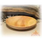 Кедровая тарелка «Славянская трапеза»