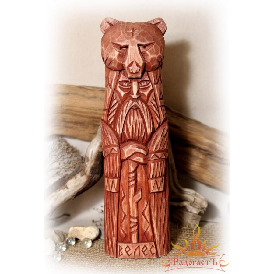 Большой кумир «Велес в шкуре медведя»