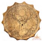 Шаманский алтайский бубен «Проводник»