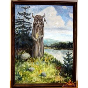 Картина «Велес»