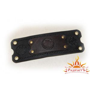 Кожаный браслет «Плодородие»