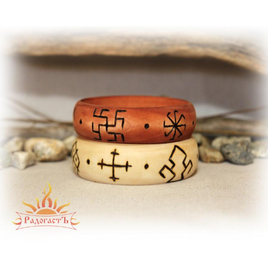Набор браслетов «Славянские»