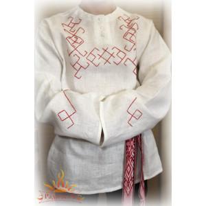 Славянская мужская рубашка