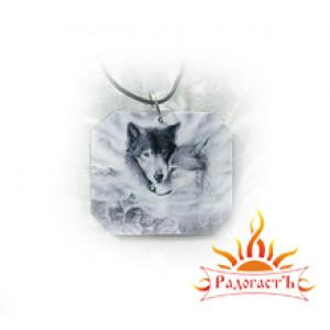 Подвеска «Волчья верность»