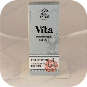 Бальзам Vita для мужчин (с красным корнем)