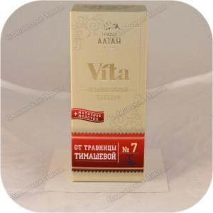 Бальзам Vita от Травницы Тимашевой (с маточным молочком)