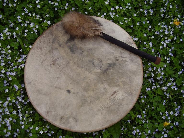 Скачать звуки шаманского бубна