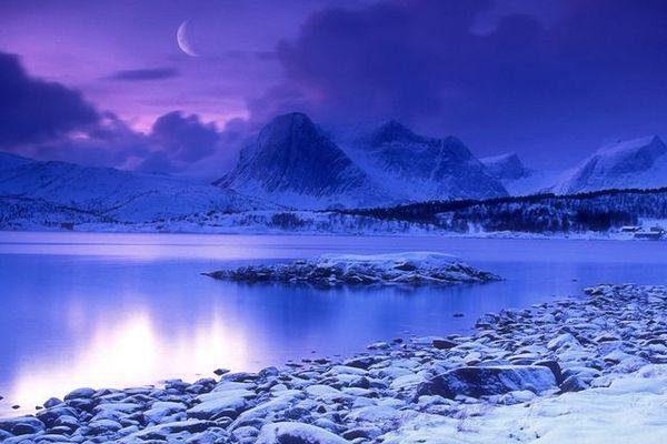Синяя природа