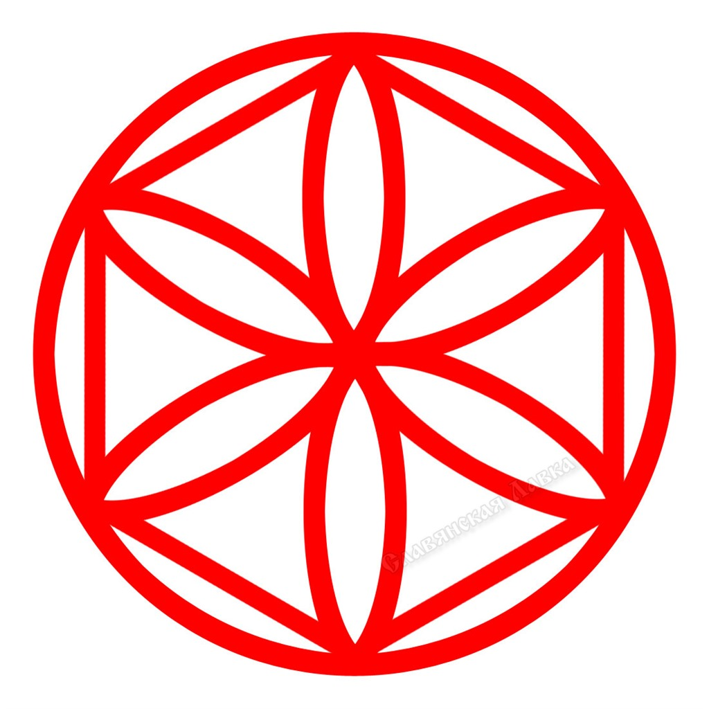 цвет перуна значение символа